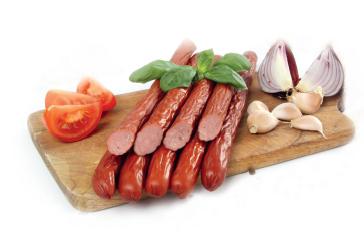 Chicken kabanos sausage